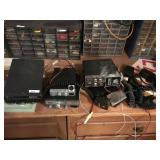 Lot of Vintage CB Radios w/Microphones