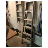 6ft Aluminum Ladder