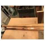2 Vintage BB Bats - Johnny Bench, etc...