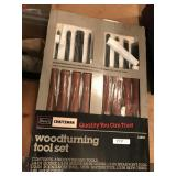 Woodturning Tool Set & Superior Tool