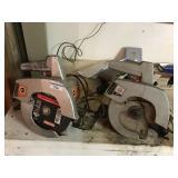 2 circular saws