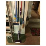 Lot tools and cleaning supplies