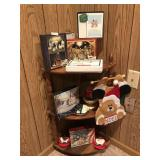 Lot of Christmas Items (stand sold seperately)