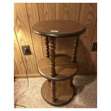 Mid-Century Modern Occasional Stand