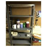 Metal Storage Shelf