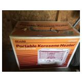 Portable Kerosene Heater with Box