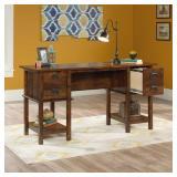 "Writing Desk in Curado Cherry Dimensions:30.04""H"
