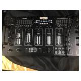 RadioShack 4-Channel USB mixer with effects