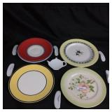 Pagnossin Ironstone - Assorted plates