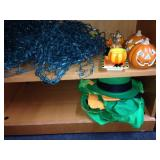 Assorted Halloween Items