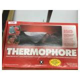 Thermophore heating pad