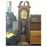 Ridgeway wood grandfather clock