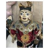 Antique marionette