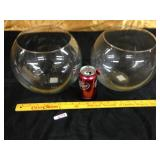"Crisa - 10"" Glass Bubble Balls"