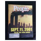 "People ""September 11,2001"" Issue 9/24/11"