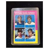 1975 Rookie Catchers-Outfielders Card