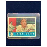 1960s Brooks Robinson Baltimore Orioles Card