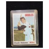 1970 Brooks Robinson Orioles Baseball Card
