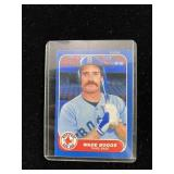 1986 Fleer Wade Boggs Red Sox