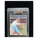 1970 Tom Seaver Mets Baseball Card