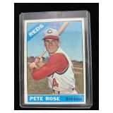 1966 Pete Rose Reds Baseball Card