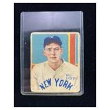 1934 Bill Dickey Baseball Card
