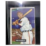 1951 Bowman Bob Kennedy Baseball Card