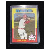 1975 Topps Pete Rose Baseball Card
