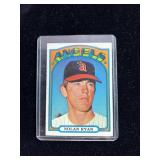 1972 Topps Nolan Ryan Baseball Card