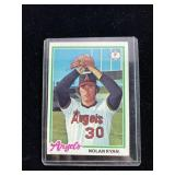 1978 Topps Nolan Ryan Baseball Card