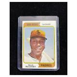 1974 Topps Willie McCovey Baseball Card