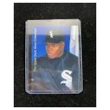 1992 Frank Thomas Baseball Card