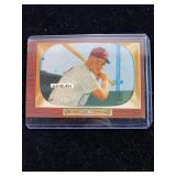 1955 BOWMAN RICHIE ASHBURN BASEBALL CARD