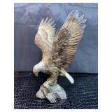 1998 Mountain American eagle Statue by Jerry Klein