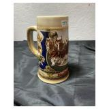 West German Beer Stein