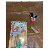 ERTL SPLODGE kangaroo & cabbage patch toy