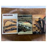Lot of Collectible Gun Books