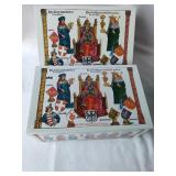 Two Holy Roman Empire Gift Boxes