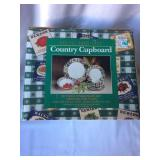 Habitat Americana Country Cupboard 20 Piece