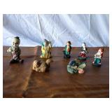 Lot of Collectible Ceramic Figurines