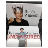Robin Williams Uncensored Set of Four DVDs