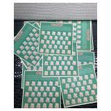 Vintage Caldor Catalog Christmas Wishes Stickers