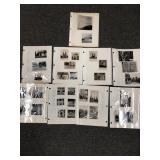 Collection of Photographs from 1954, 1953, and