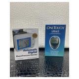 Automatic digital blood pressure monitor one
