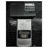 Sony FM/AM 2Band Radio ICF-38 and RadioShack