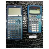 Hewlett Packard HP 39G Calculator and Texas