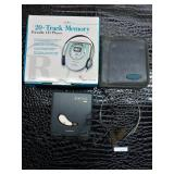 RadioShack Car Kit 20-Track Memory Portable CD