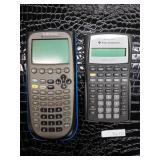 Texas Instruments TI-89 Titanium and Texas