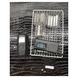 Olympus voice recorder & realistic microcassette