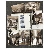 Photographs from Saigon 1954-1956 in a Holson